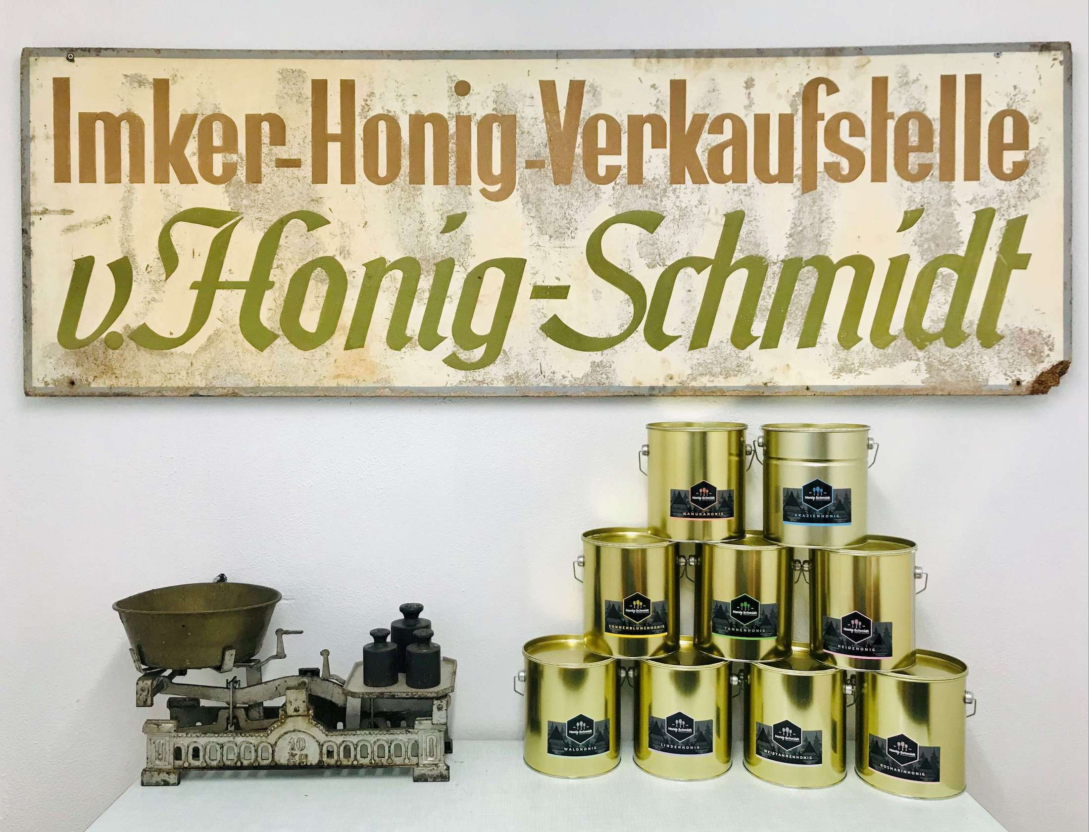Our traditional honey company in Black Forest  - The history of our honey company