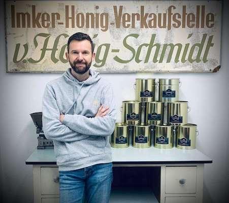 Stefan von Honig-Schmidt