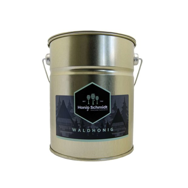 Forest honey  2.5 kg Bucket