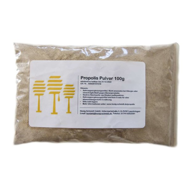 Propolis Powder Without measuring spoon 100g