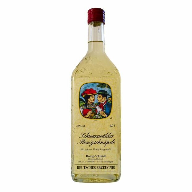 Honey Hard Liquor from Black Forest 0,7l