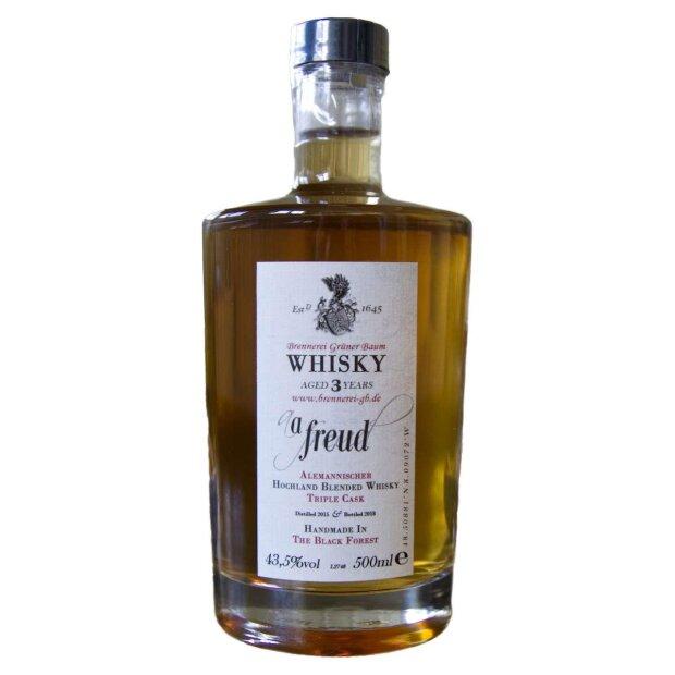Black Forest Whisky 0,5l